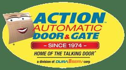 Action Automatic Door & Gate Logo