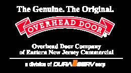 Overhead Door Company of Eastern New Jersey Commercial Logo