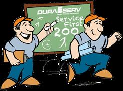 DuraServ Corp Broke the $200 million Sales Mark